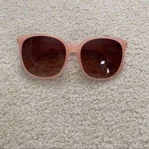 Accessories - Pink Sunglasses
